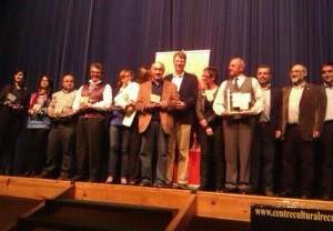"""El grup de teatre """"Pere Sans"""" guanyador de la I Mostra de Teatre Amateur de les Terres de l'Ebre"""