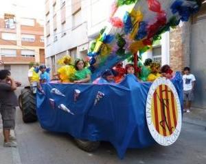 Desfilada de Carrosses 2010