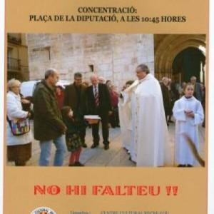Festivitat de Sant Antoni Abat 2013
