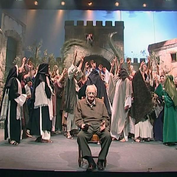 Presentació del documental Pere Sans: Una vida entre bastidors
