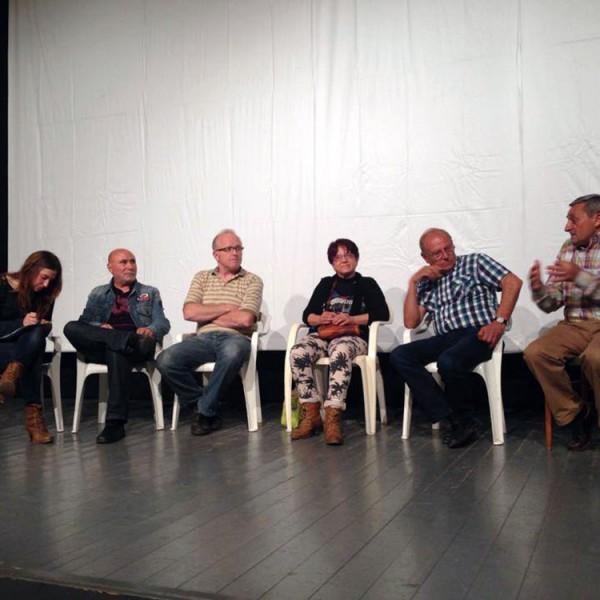 Preparant el col·loqui per demà Pere Sans: una vida entre bastidors