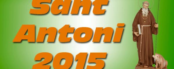 Arriba la Festa de Sant Antoni, organitzada pel CCR